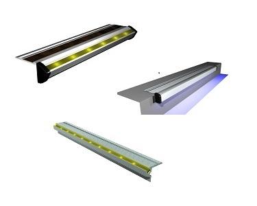 Ledline lighting profiles