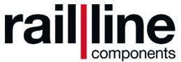 Logo Rail Line Components