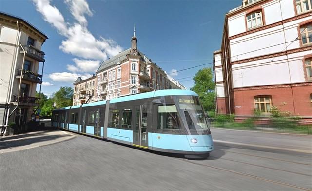Tranvía de Oslo